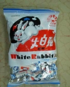 大白兔奶糖和小白兔牙膏