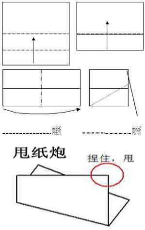 书折法步骤图解