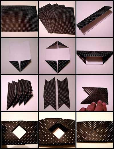 照相机折法详细图解