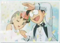 康夫娶了小静,宜静嫁给了大雄