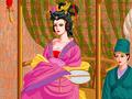 DOS游戏《皇后》所有结局画面